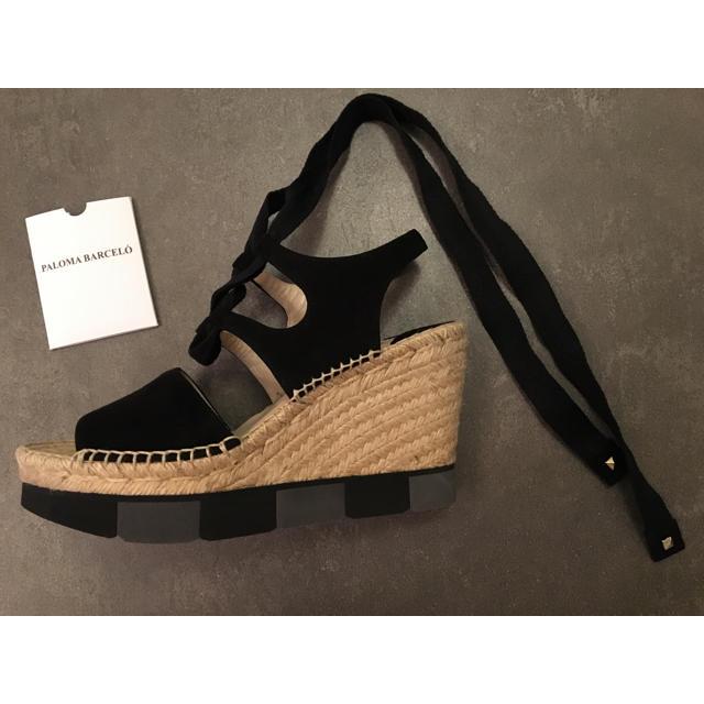 DEUXIEME CLASSE(ドゥーズィエムクラス)の新品正規品早い者勝ち‼️日本未入荷セレブ愛用スペイン大人気ブランドパロマバルセロ レディースの靴/シューズ(サンダル)の商品写真