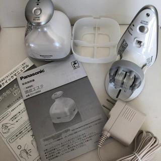 パナソニック(Panasonic)の頭皮エステ&音波頭皮ブラシ【セット販売】(スカルプケア)