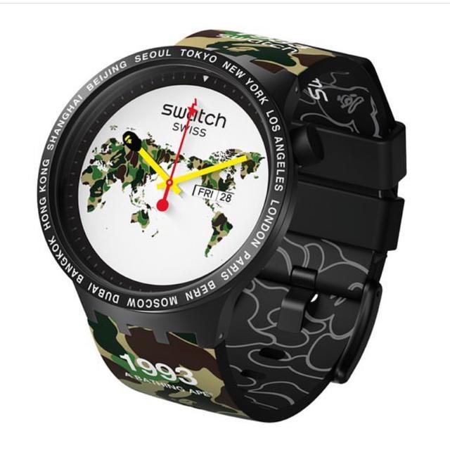 スーパー コピー クロノスイス 時計 正規品 / A BATHING APE - bape×swatch の通販 by レムshop|アベイシングエイプならラクマ