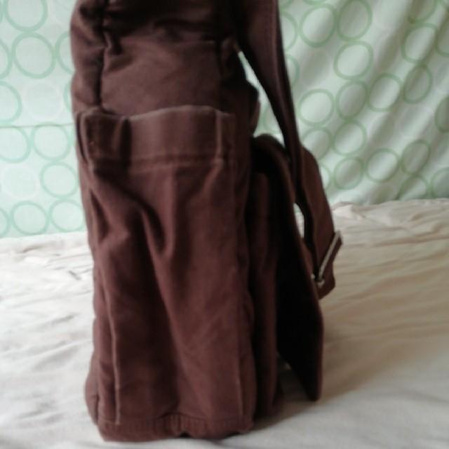 NOMADIC(ノーマディック)の値下げ ノーマディック Normadic 幌布 舟形 ショルダーバッグ メンズのバッグ(ショルダーバッグ)の商品写真