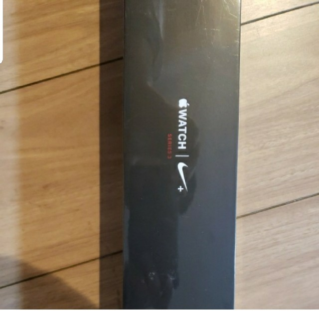 Appl Watch Nike+ Series 3 GPS+Cellularモデの通販 by かな's shop|ラクマ