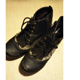 21cm★ショートブーツ(ブーツ)