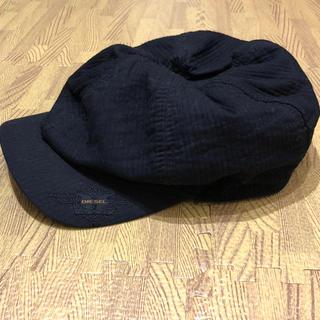ディーゼル(DIESEL)の大人気!DIESELキャスケット帽 キャップ(キャスケット)