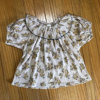 シマムラ(しまむら)のteteatete テータテート 花柄トップス(Tシャツ/カットソー)