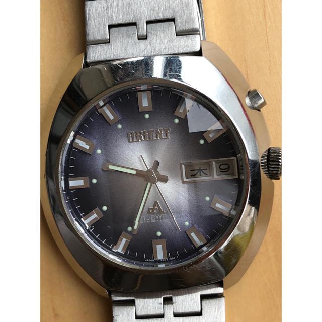 ロレックス 最 高級 | ORIENT - 腕時計 Orient 美品中古 の通販 by ®️'s shop|オリエントならラクマ