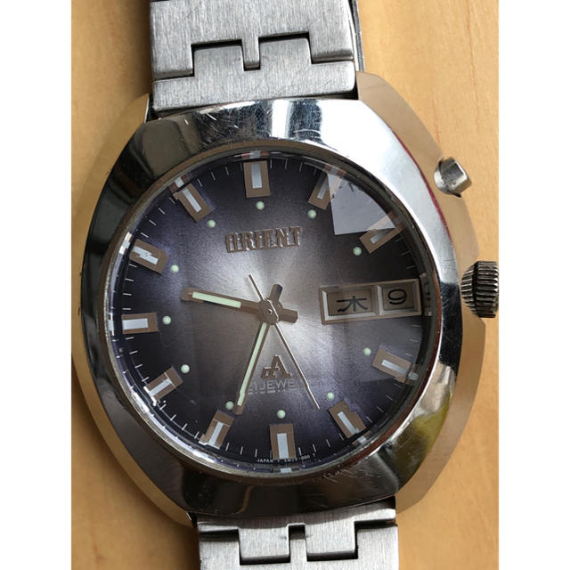 ORIENT - 腕時計 Orient 美品中古 の通販 by ®️'s shop|オリエントならラクマ