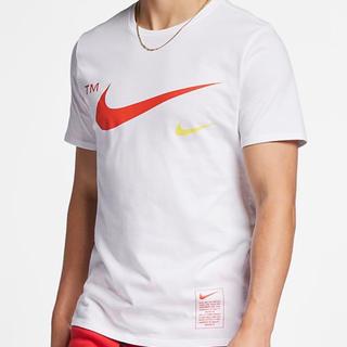 ナイキ(NIKE)のNIKE SPORTSWEAR NSW Tシャツ ホワイト US Mサイズ(Tシャツ/カットソー(半袖/袖なし))