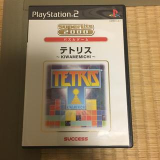 プレイステーション2(PlayStation2)のPS2 テトリス(家庭用ゲームソフト)
