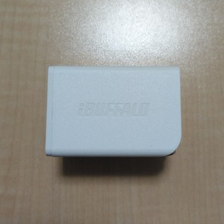 バッファロー(Buffalo)の2ポート最大2.4A USB充電器(バッテリー/充電器)