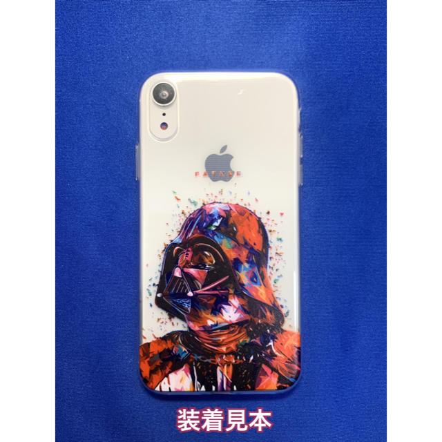 グッチ アイフォーンxr ケース 激安 - iPhone XRケース(スターウォーズ)の通販 by 下弦の月旅行|ラクマ