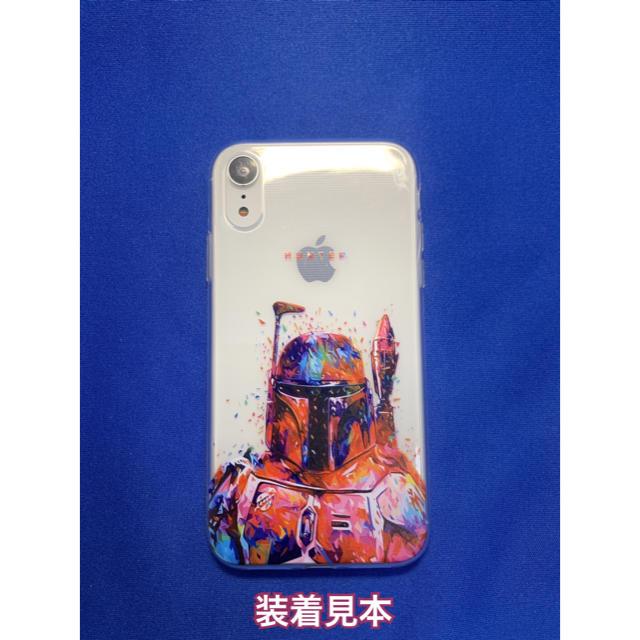 iphone8 ケース イルビゾンテ | iPhone XRケース(スターウォーズ)の通販 by 下弦の月旅行|ラクマ