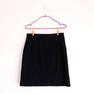 ローリーズファーム(LOWRYS FARM)の黒 タイトスカート(ミニスカート)