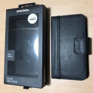 ディーゼル(DIESEL)のiPhone X DIESEL(iPhoneケース)
