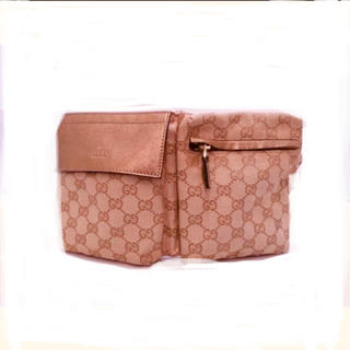 b71b5da46a66 グッチ ベージュ ウエストポーチ(メンズ)の通販 5点 | Gucciのメンズを ...