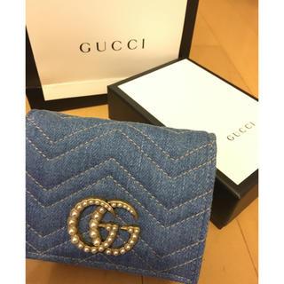 2144c4ce3e96 グッチ デニム 財布(レディース)の通販 55点 | Gucciのレディースを買う ...