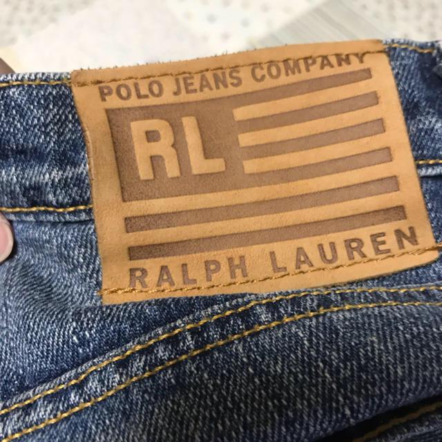 POLO RALPH LAUREN(ポロラルフローレン)のPOLO JEANS RALPH LAUREN ブーツカット デニム ジーンズ レディースのパンツ(デニム/ジーンズ)の商品写真