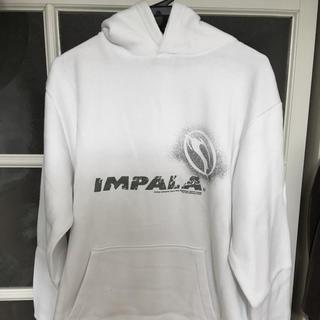 IMPALA ホワイトパーカー