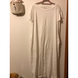 スライ(SLY)のSLY スライ ロングTシャツ 白(Tシャツ(半袖/袖なし))