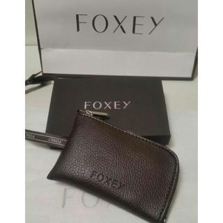 フォクシー(FOXEY)のFOXEY ノベルティ コインケース (財布)