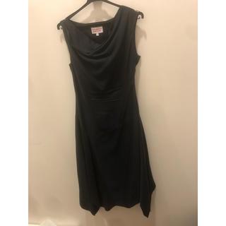 ヴィヴィアンウエストウッド(Vivienne Westwood)のvivienne westwood ドレス ワンピ(ミディアムドレス)