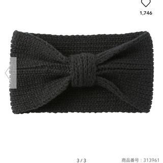 ジーユー(GU)のGU/ジーユー♡今期 大型店限定!リボンターバン(ヘアバンド)