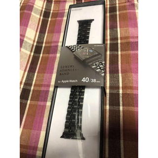 エレコム(ELECOM)の新品 未開封  Apple Watch ステンレス製バンド40/38mm対応(腕時計(デジタル))