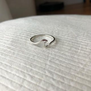 ウェーブリング シルバー リング 波 20号(リング(指輪))