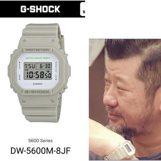 ジーショック(G-SHOCK)の美品!希少モデル!G-SHOCK gw-5600m ケンコバ着用(腕時計(デジタル))