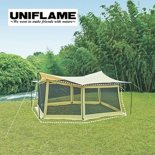 ユニフレーム(UNIFLAME)の ユニフレーム(UNIFLAME) REVOメッシュウォールL 681664 (テント/タープ)