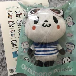 ラクテン(Rakuten)の楽天パンダ お買い物パンダ Okai mono Panda  新品 未開封(キャラクターグッズ)