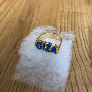 ギザ(GIZA)のGIZA リング(リング(指輪))