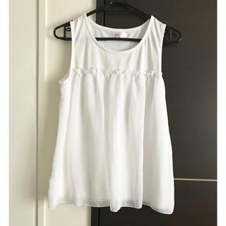 タンクトップ Mサイズ(Tシャツ(半袖/袖なし))