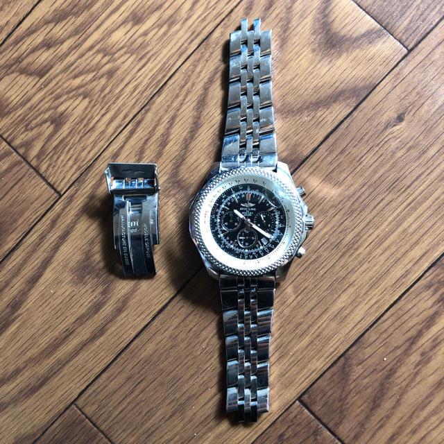 スーパー コピー ロレックス大集合 - BREITLING - BREITLING  腕時計 ジャンク品の通販 by 怜弥's shop|ブライトリングならラクマ