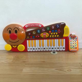 アンパンマン(アンパンマン)のアンパンマン  キーボード&おしゃべりハンディターミナル(楽器のおもちゃ)
