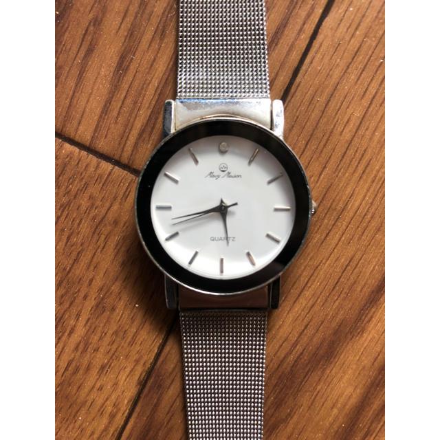 Mavy Maison 腕時計 ジャンク品の通販 by 怜弥's shop|ラクマ