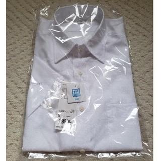 ユニクロ(UNIQLO)のユニクロ ドライイージーケアドビーシャツ(半袖)(シャツ)