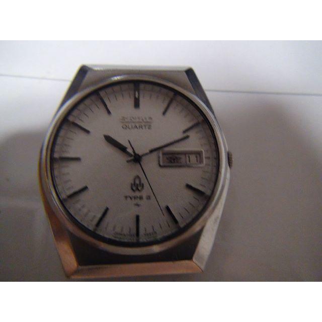 SEIKO - セイコーの腕時計 タイプⅡ ホワイト ベルトなしの通販 by x-japan's shop|セイコーならラクマ