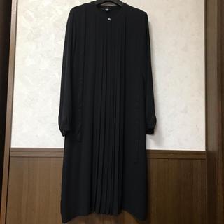 ユニクロ(UNIQLO)の☆ユニクロ☆ ☆ブラックフォーマル☆年中着用☆喪服 礼服☆(礼服/喪服)