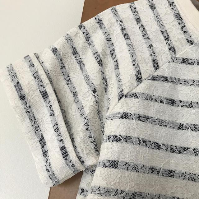 mysty woman(ミスティウーマン)の予約 レディースのトップス(Tシャツ(半袖/袖なし))の商品写真