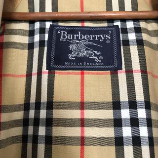 バーバリー(BURBERRY)のBurberry コート(ロングコート)