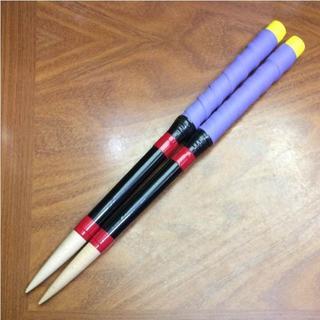 マイバチ ロール仕様 バチ紫0601025(その他)