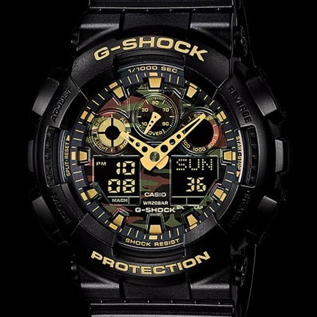 IWC 時計 コピー 腕 時計 / G-SHOCK - CASIO G-SHOCK 腕時計 GA-100CFの通販 by 射手座's shop|ジーショックならラクマ