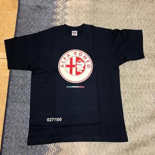 アルファロメオ(Alfa Romeo)の新品未使用 アルファロメオ Tシャツ M(Tシャツ/カットソー(半袖/袖なし))