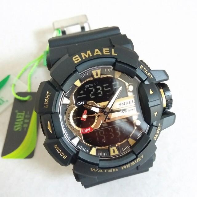 新品未使用 多機能デジアナ腕時計の通販 by toshitaka's shop|ラクマ