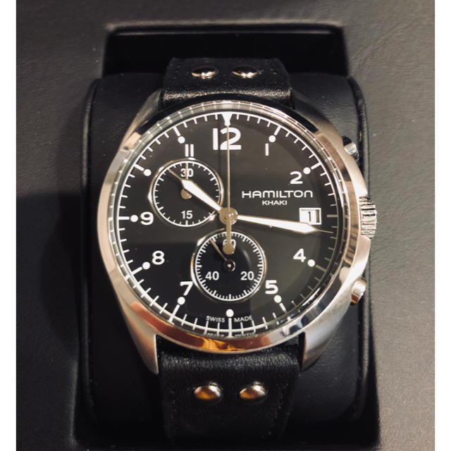 カルティエ 時計 コピー 低価格 - Hamilton - 美品!Hamilton カーキ クロノグラフの通販 by ピアクレス|ハミルトンならラクマ