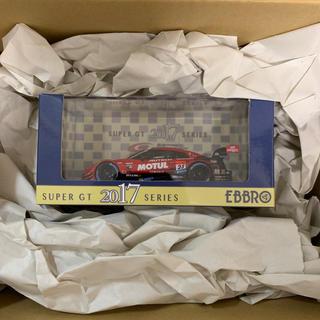 日産 - EBBRO MOTUL AUTECH GT-R2017Motegi winner