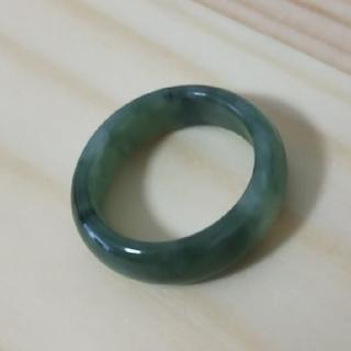 翡翠 くりぬきリング その6[P252](リング(指輪))