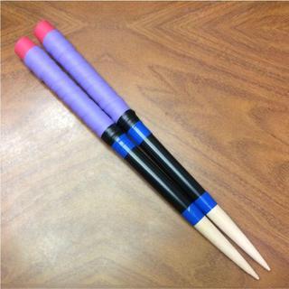 マイバチ ロール仕様 バチ紫0601041(その他)