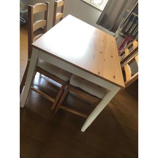 イケア(IKEA)のIKEA ダイニングテーブル(ダイニングテーブル)