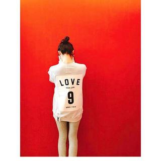バーニーズニューヨーク(BARNEYS NEW YORK)のCCRT 半袖Tシャツ ネイビー(Tシャツ(半袖/袖なし))